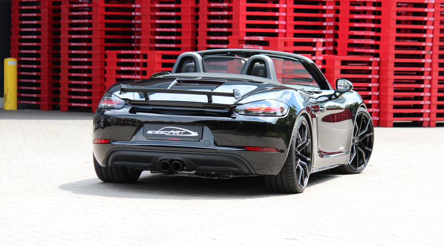 2016 speedART Porsche SP18-R