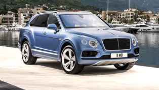 Bentley Bentayga 2017: ugly, but still expensive!
