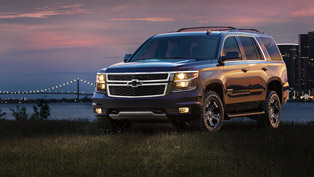 Chevy goes on with black styling: Tahoe and Suburban Black Editions are heading our way!