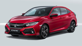 It is here! Beautiful, passionate and powerful, it bears the name Honda Civic!