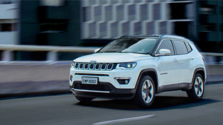 2017 Jeep Compass SUV: confident and yet uninteresting
