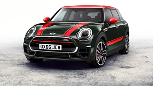 Sporty and passionate: 2017 MINI Clubman is revealed!