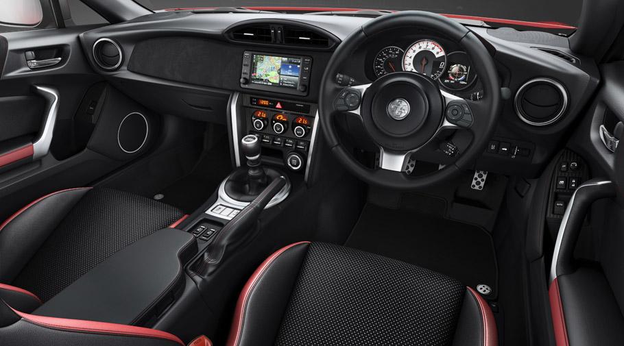 2017 Toyta GT86 Pro Facelift