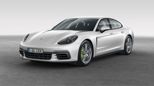 Porsche reveals the 2018 Panamera 4 E-Hybrid. Definitely they got us with this one!