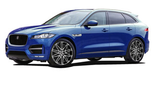 Improved Jaguar F-Pace 20d shows growth in horse-power capability