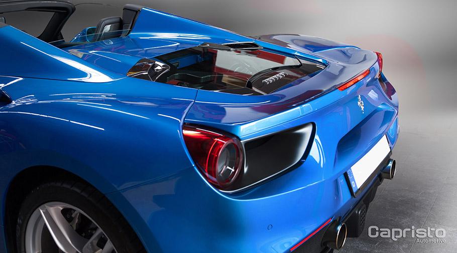 2016 Capristo Automotive Ferrari 488 GTS