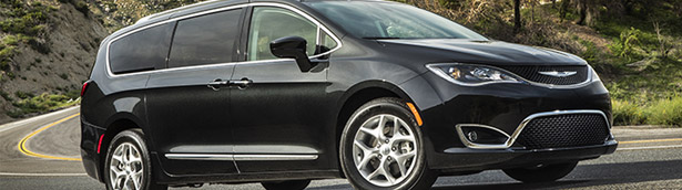 2017 Pacifica gets better and better. Here's why!