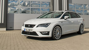 Change of Heart: Seat Leon Shows its Sporty Nature, Thanks To DF Automotive