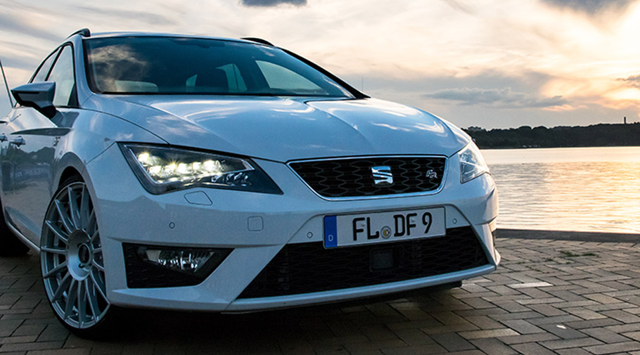 2016 DF Automotive Flensburg Seat Leon ST FR