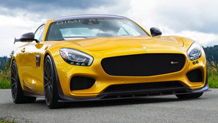 Monstrous: Dime Racing Reveals Limited Edition Mercedes-AMG Machine
