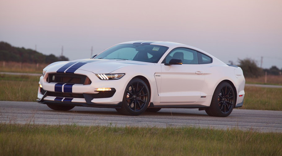 2016 Hennessey Performance Ford Mustang GT350