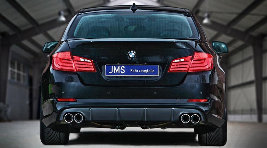 2016 JMS Fahrzeugteile BMW M5 Series