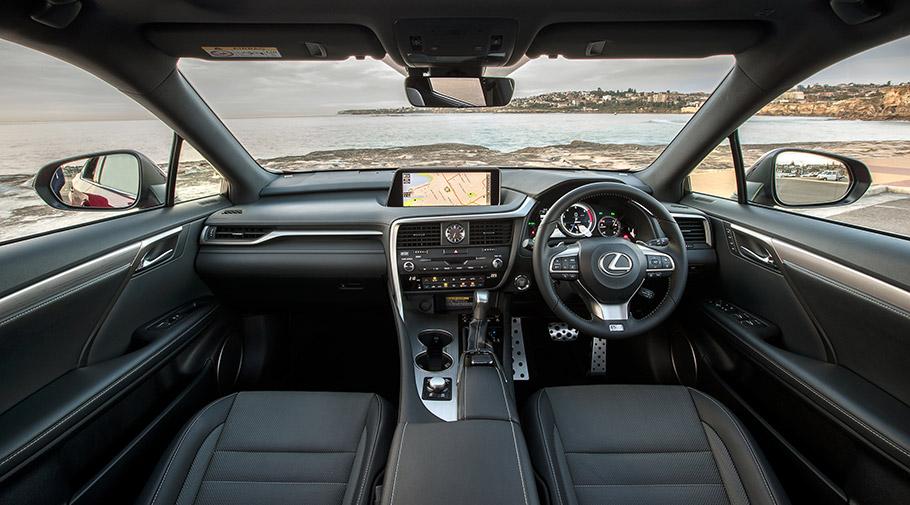 2016 Lexus RX Sport Sedan