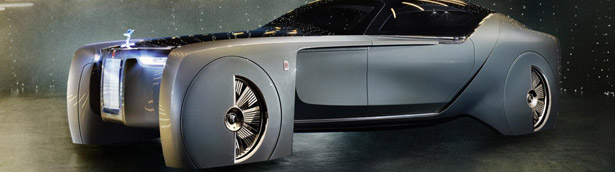 Rolls Royce Team Tells Us More About the Future Of Luxury!