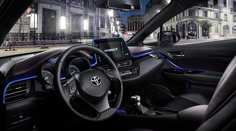 2016 Toyota C-HR SUV