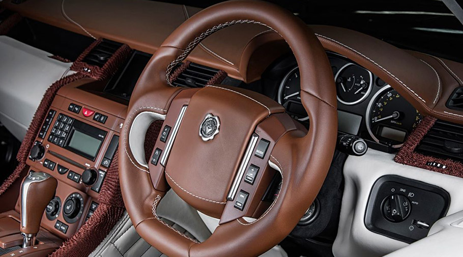 2016 Vilner 20th Anniversary Land Rover Range Rover