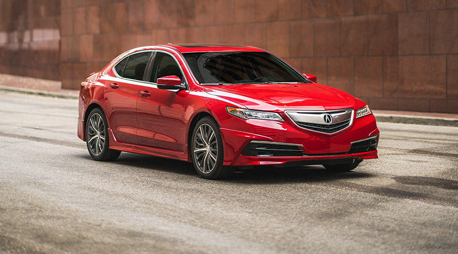 2017 Acura TLX GT Performance