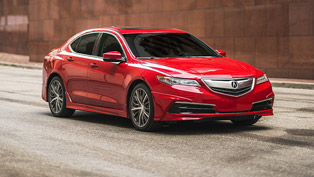 Acura TLX gets even better! A GT Performance Pack is already available for purchase!