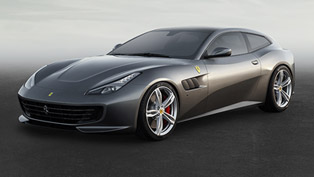 the new ferrari gtc4 lusso t: it still fascinates us!