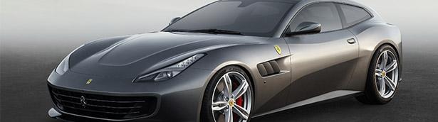 The new Ferrari GTC4 Lusso T: It still fascinates us!