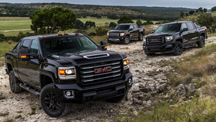 the astonishing: gmc sierra all terrain x limited edition. and what we know so far