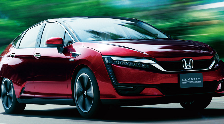 2017 Honda Clarity Fuel Cell Vehicle