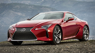 Lexus team proudly announces new achievements! Check them out!