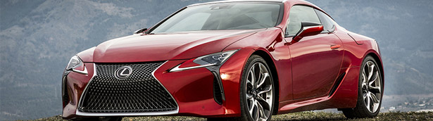 Lexus team proudly announces new achievements! Check them out!