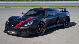 Lotus Has Revealed The Latest Limited Edition: The Exige 350! Check it out!