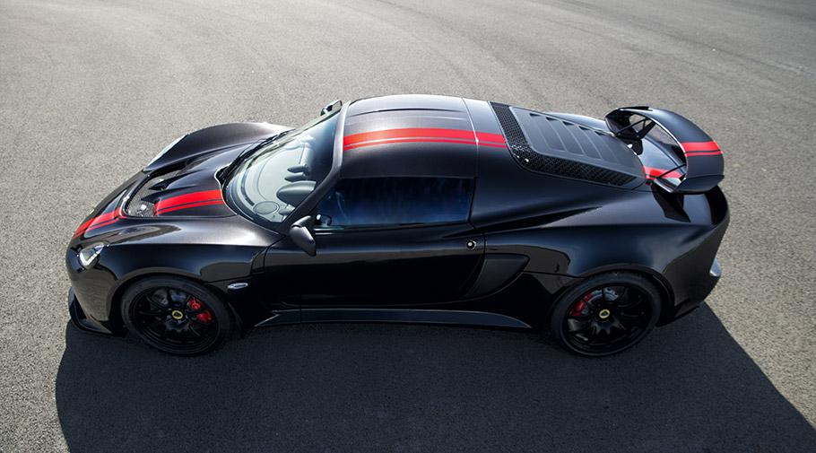 2017 Lotus Exige 350 Special Edition