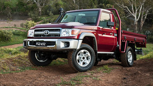 Toyota LandCruiser: it can get even better!