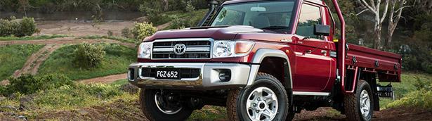 Toyota LandCruiser: it can get even better!