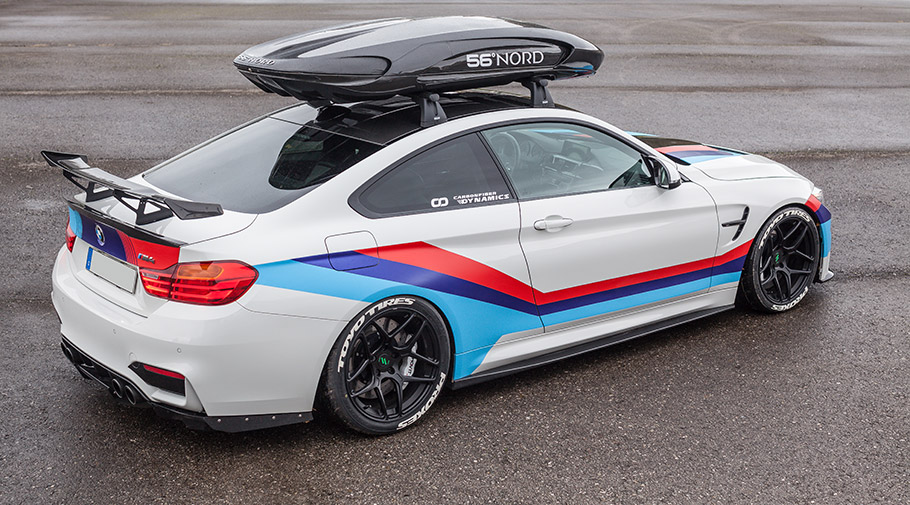 2016 CarbonFiber Dynamics BMW F82 M4