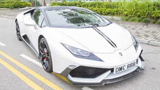 the beast in white: dmc's challenge towards street racers