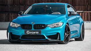 what would a love story between g-power and bmw bring us? tons of power