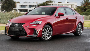 lexus celebrates success with new models! check these beauties out!