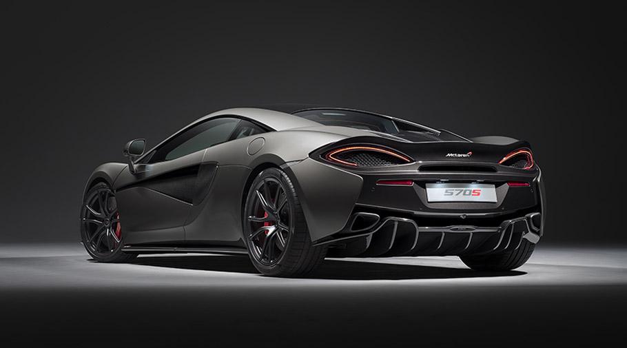 2016 McLaren 570S Track Pack