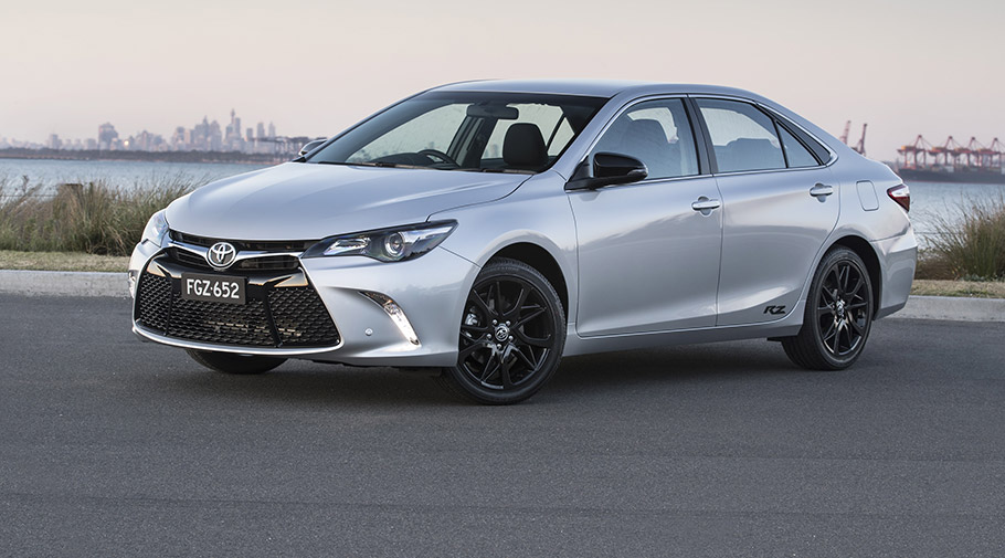 2016 Toyota Camry RZ Special Edition