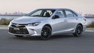 Camry RZ Special Edition: what's so special about this one?
