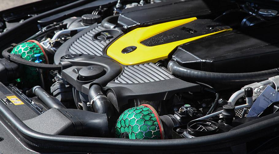 2016 VÄTH Automobiltechnik Mercede-Benz SL 65 AMG