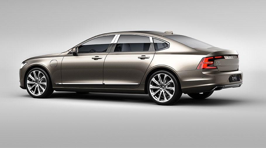 2016 Volvo S90 Excellence