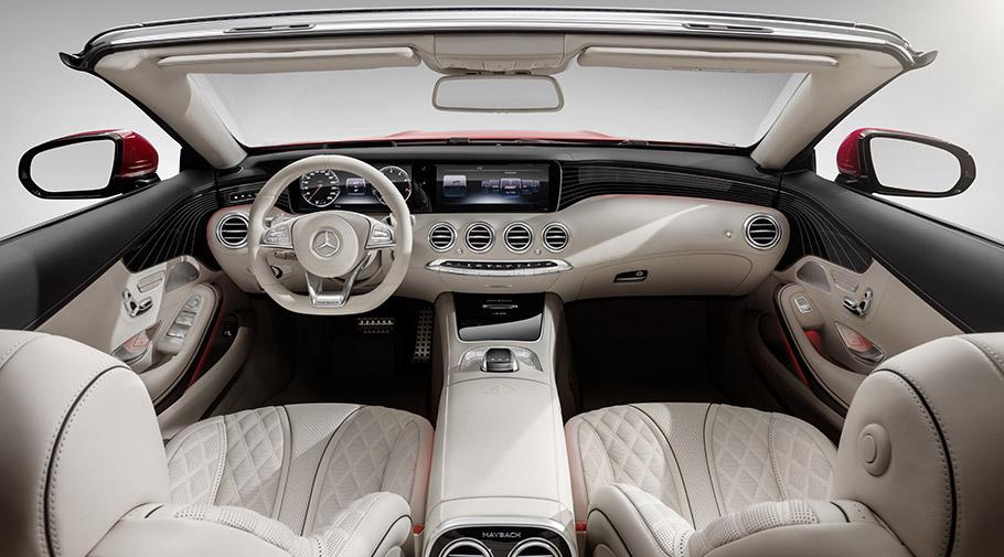 2017 Mercedes-Maybach S 650 Cabriolet