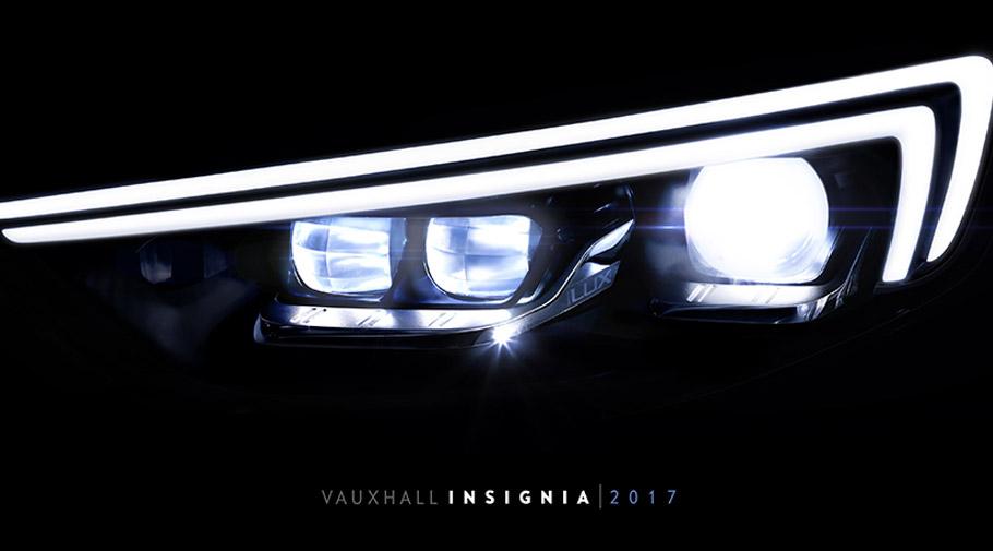 2017 Vauxhall Insignia Grand Sport