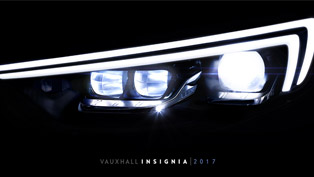 2017 insignia grand sport reveals new eyes! as beautiful as audi's, to be honest