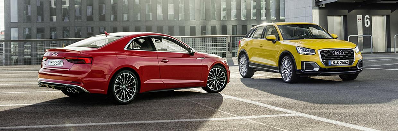 Audi A3 Audi Q5