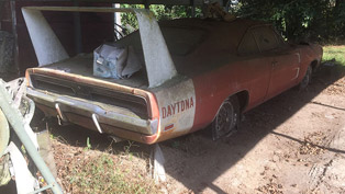 the barn find vehicle trend: why do everyone love it?