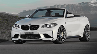 A lucky BMW M2 vehicle receives neat upgrades! Details here!