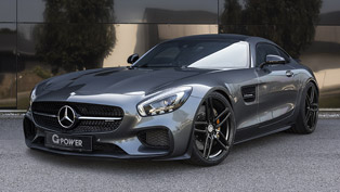 G-POWER reveals a super-sexy Mercedes-AMG tweaked machine! Check it out!