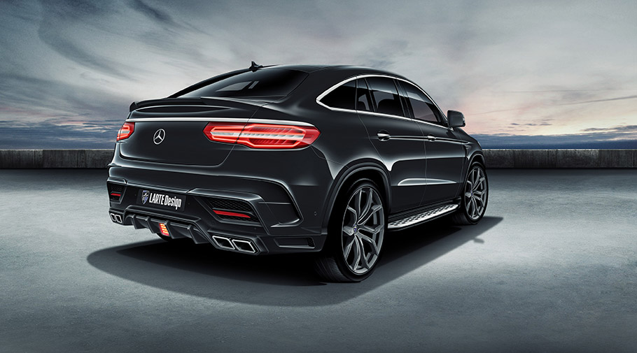 2016-LARTE-Design-Mercedes-Benz-GLE-Back