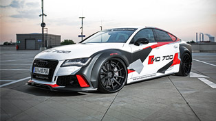 M&D Exclusive Cardesign reveals its latest creation: a mighty Audi RS7 unit. Check it out!